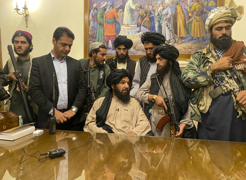Meltdown in Kabul