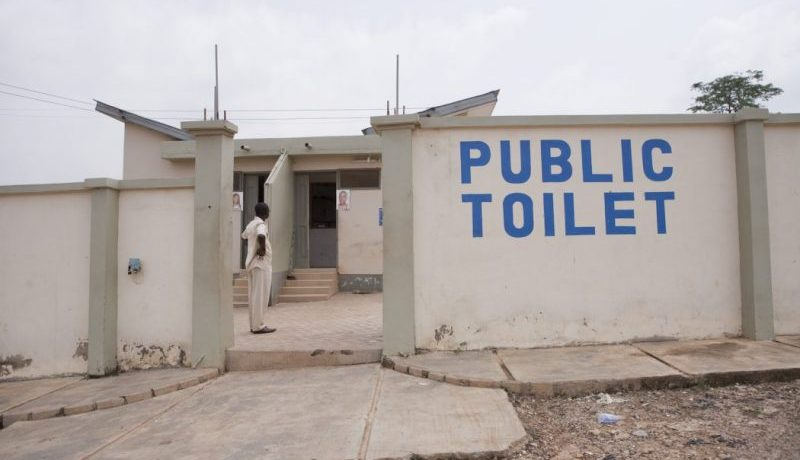 Talking toilets